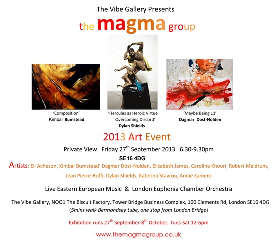 Magma Group London